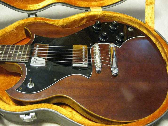 Yamaha Sg Guitar Serial Number